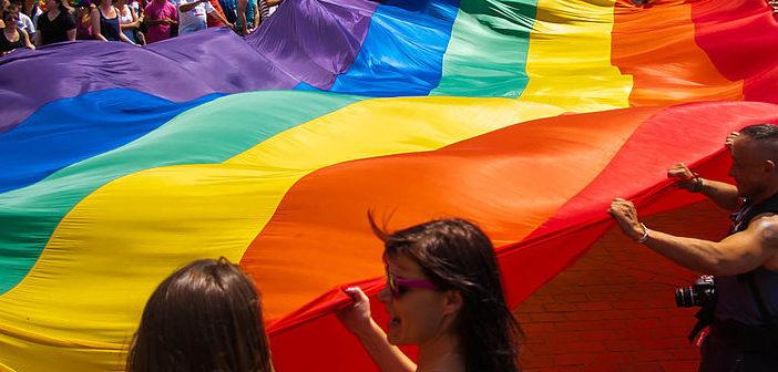 histoire rainbow flag