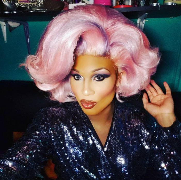 trans women of RuPaul's Drag Race, Miss Peppermint