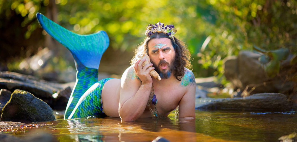 Sprinkle Some Magic Into Your Day with Bearded Dudes Dressed as Fairy Tale Creatures (Photos)