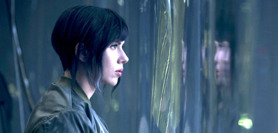Scarlett Johansson trans role, Ghost in the Shell, film