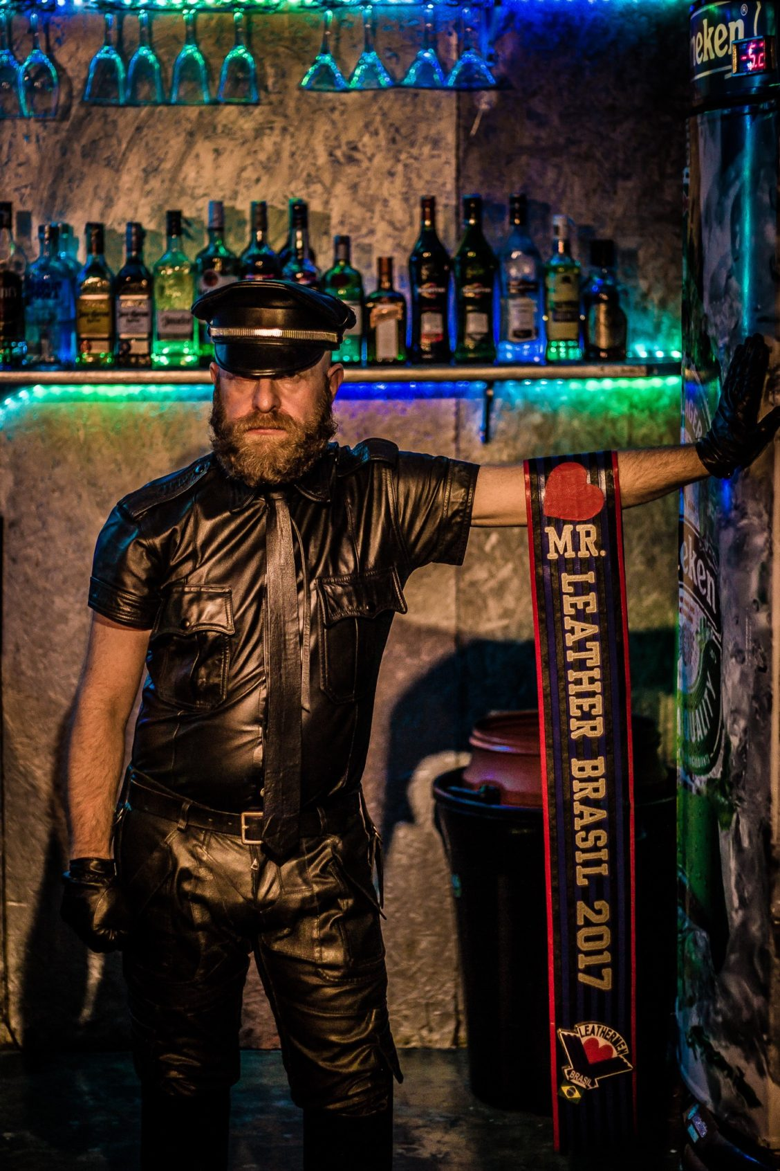 Mr. Leather Brasil