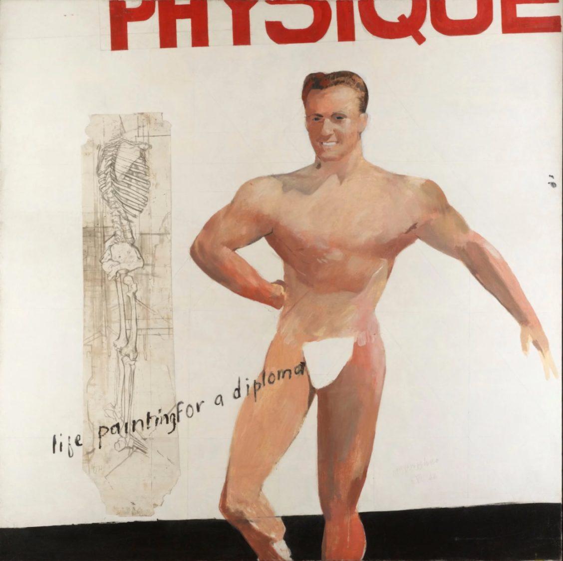 tate britain queer british art David Hockney