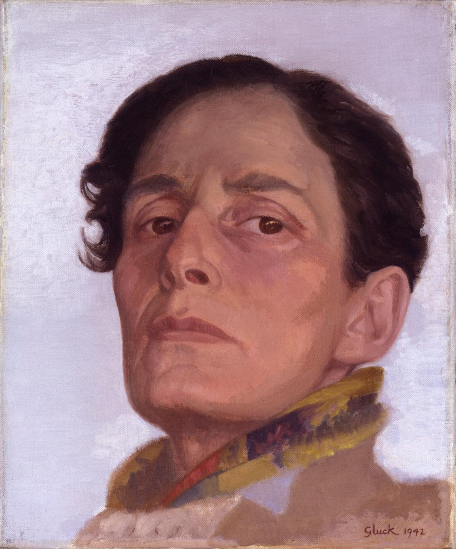Tate Britain queer british art Hanna Gluckstein Gluck