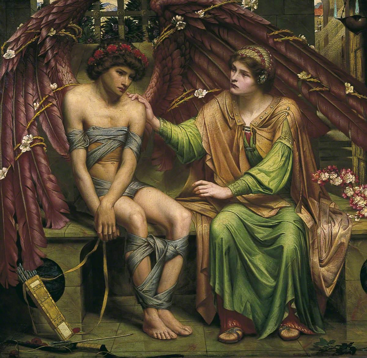 Tate Britain queer british art Sidney Harold Meteyard