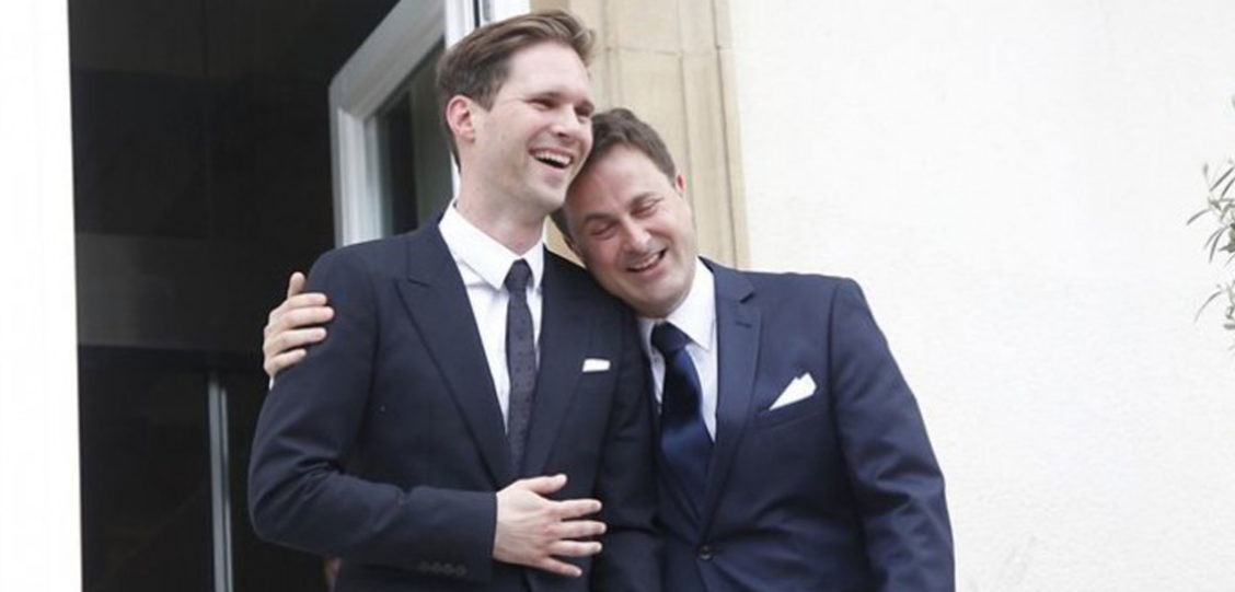 The Catholic Church Welcomes the World's Only Openly Gay Prime Minister and His Husband to the Vatican