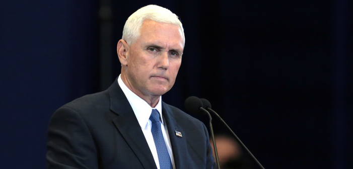 Mike Pence's Secret Service Agent Caught with a Prostitute