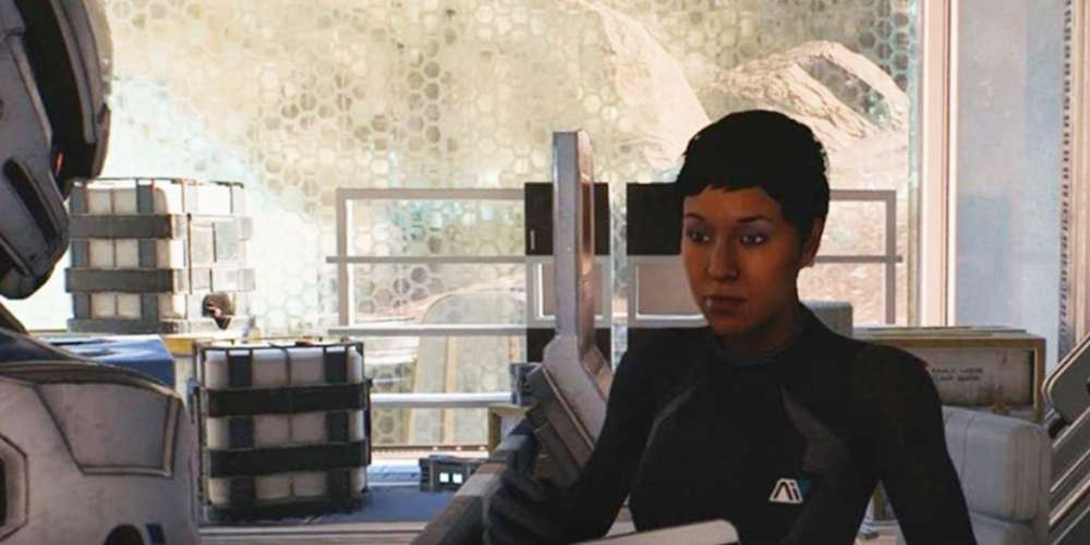 BioWare Promises to Fix the 'Unfortunate' Trans Character in 'Mass Effect: Andromeda'