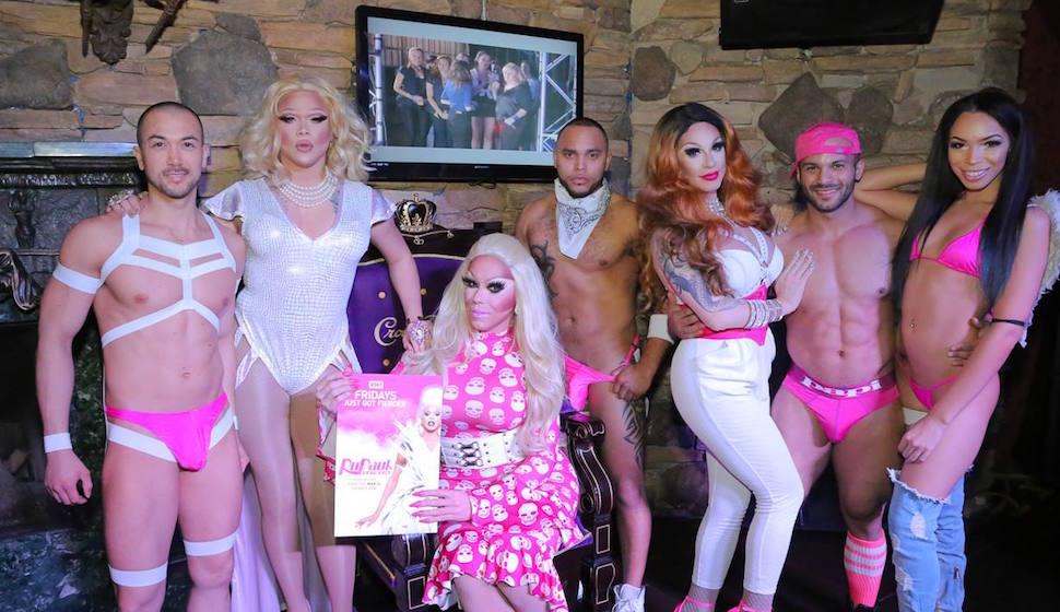 gay las vegas hornet travel guide bar clubs