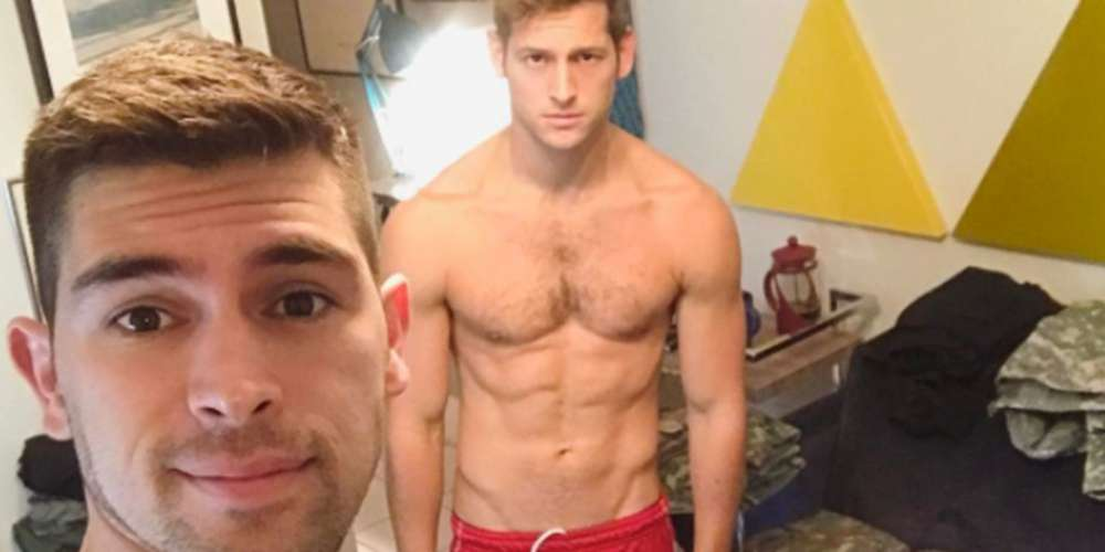 Here are 15 Sexy Pics of YouTube Hunk Max Emerson and His Hot Boyfriend