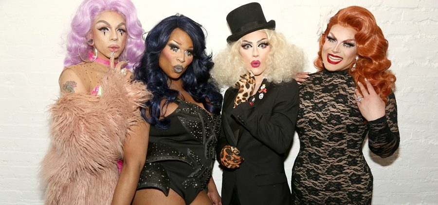 The 'Drag Race' Queens of New York City Performed Their New Single 'C.L.A.T.' (Photos)