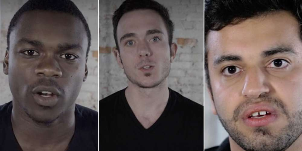 Male Rape Survivors Get a Voice in the New Documentary 'The Voiceless' (Video)