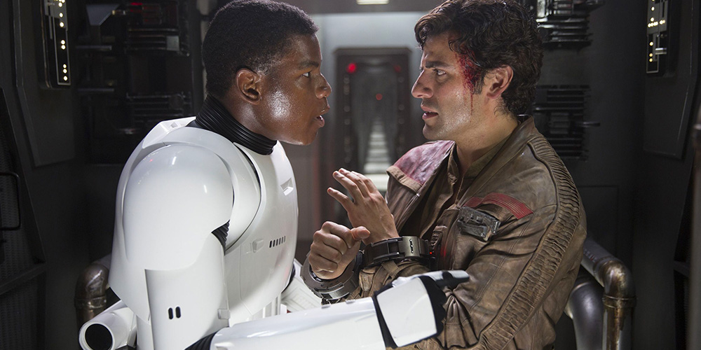 In a Gay Galaxy Far, Far Away: 9 'Star Wars' Characters Who We've Decided Are Queer