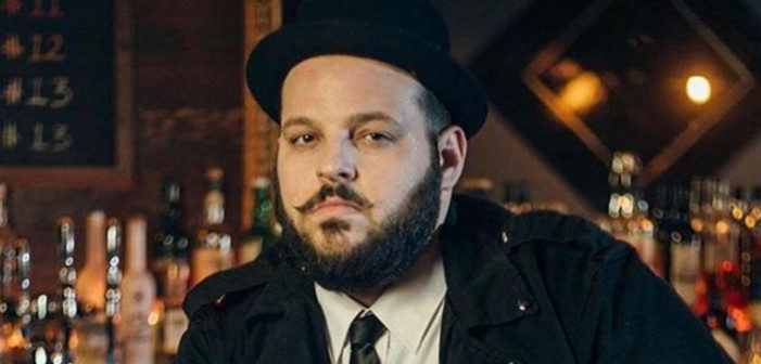Your Favorite Bear Daniel Franzese Wants You to Be Comfortable in Your Own Skin