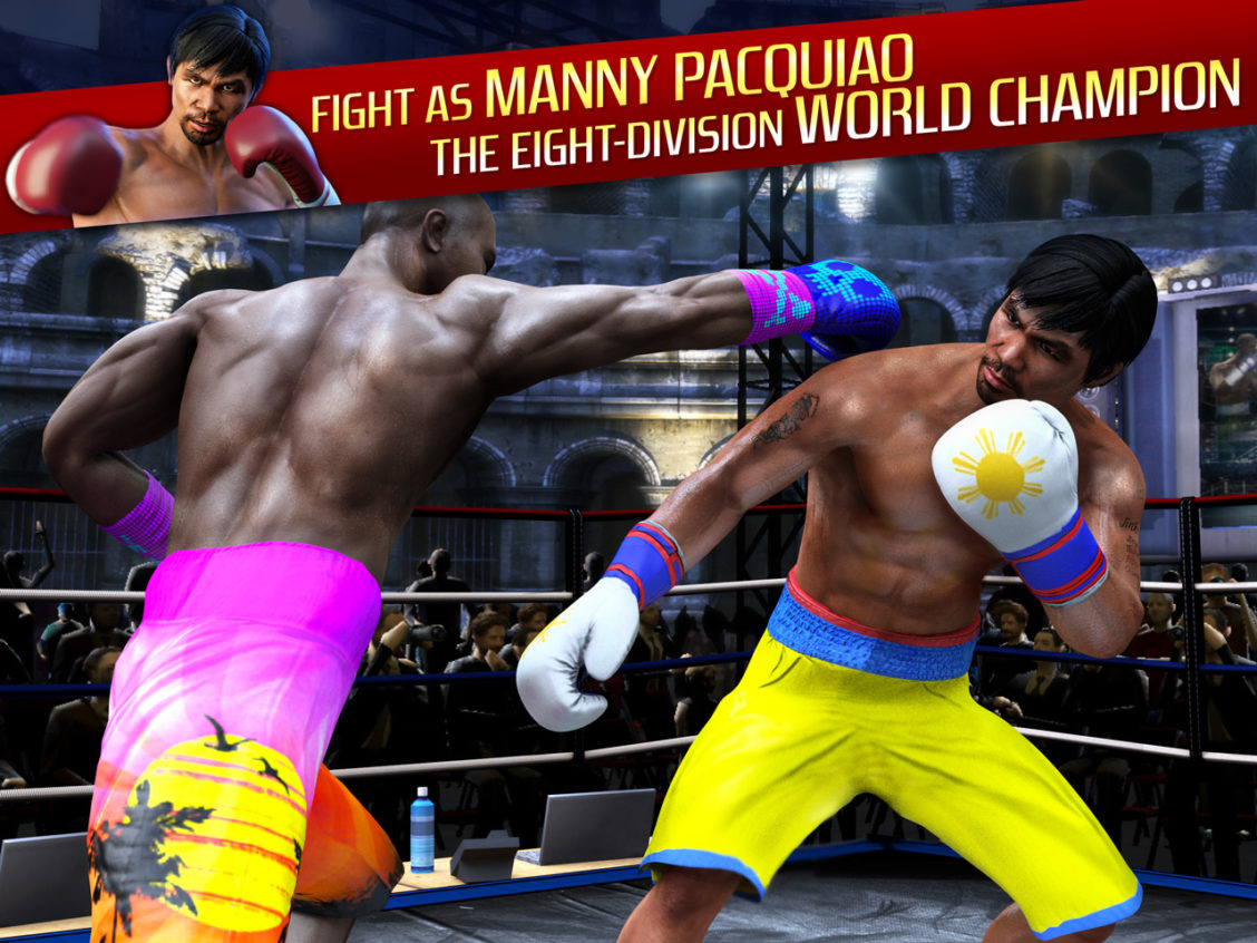 Manny Pacquiao game