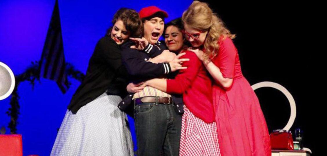 transgender play Texas High School theater, Second Samuel