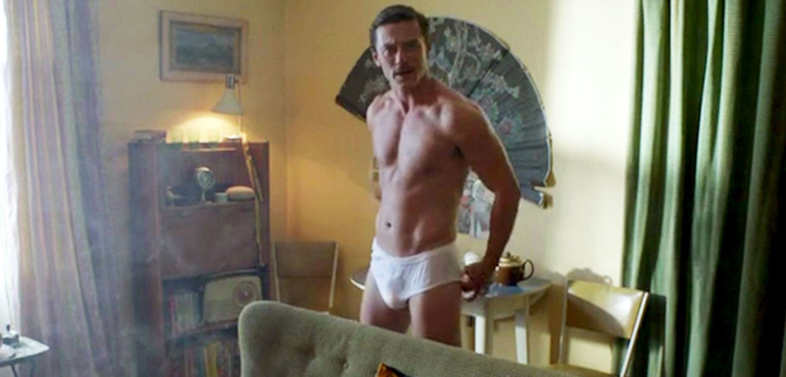 Luke Evans' Skimpy Briefs and Swimsuit Reveal Just How Sexy He Really Is (NSFW)