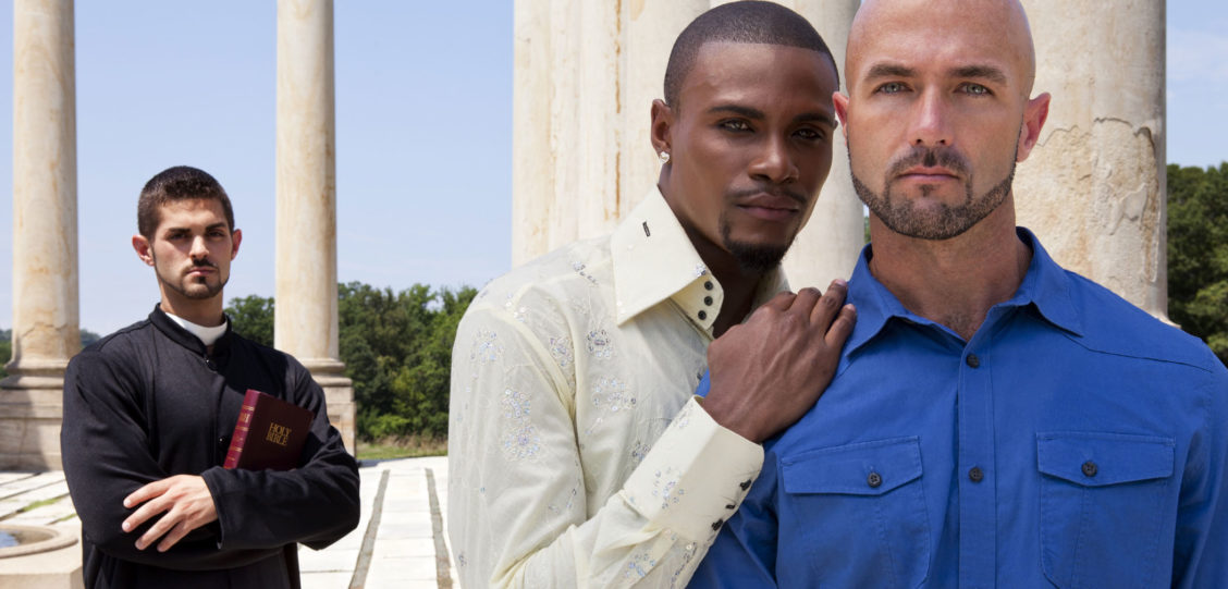 Olvídate de Adam y Steve –Aquí Están las 5 Historias Más Gays de la Biblia