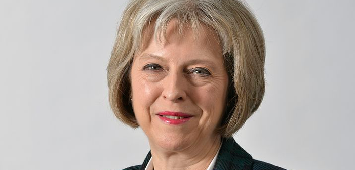 Theresa May LGBTQ