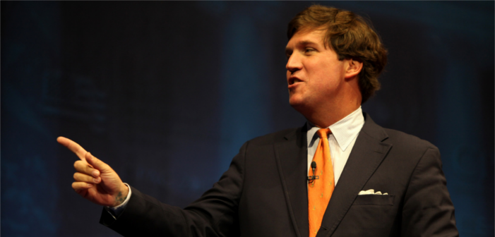 Bill O'Reilly Replacement Tucker Carlson Once Beat Up a Gay Man