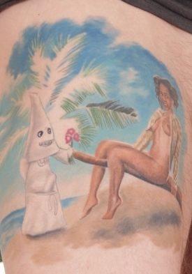 racist tattoo 3