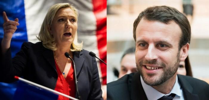 Edito: Emmanuel Macron face à Marine Le Pen, qui est notre adversaire?