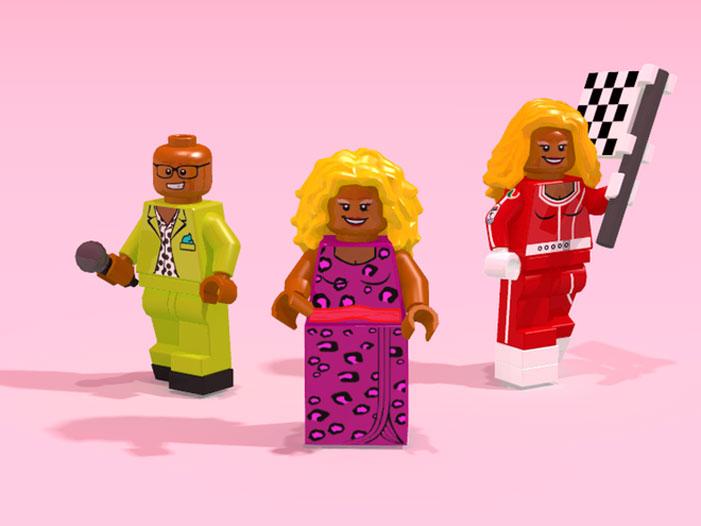 Lego RuPaul's Drag Race playset 01