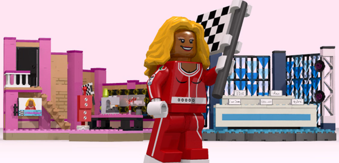 Lego RuPaul's Drag Race playset 02