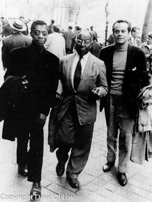 James Baldwin love letters 01