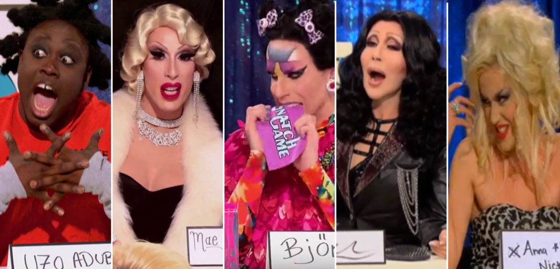 RuPaul's Drag Race Best Snatch Game impersonations 15