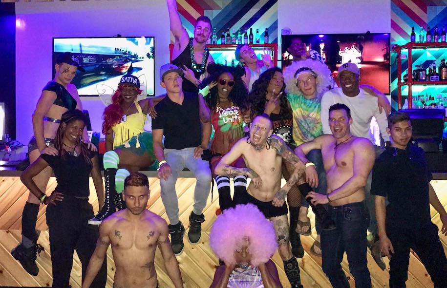gay denver hornet guide tracks bar