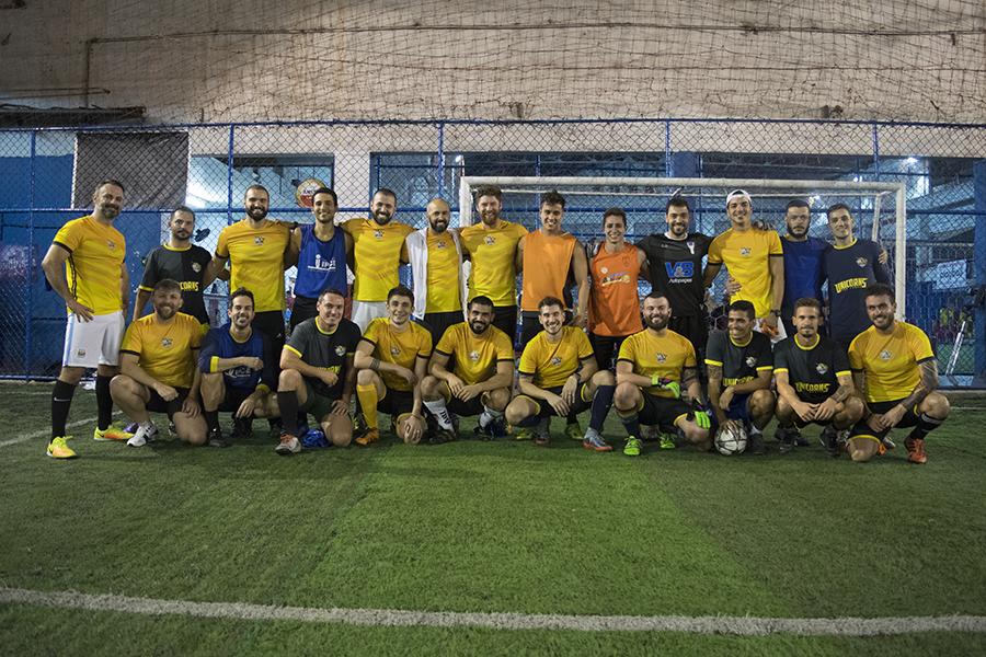 time de futebol gay