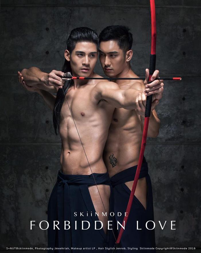 skiinmode, thai male models superhero sexy 02