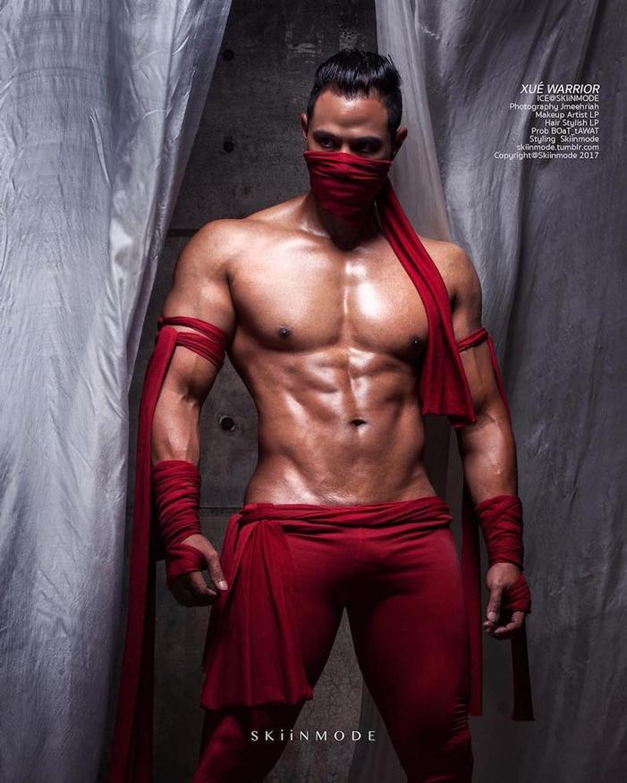 skiinmode, thai male models superhero sexy 07