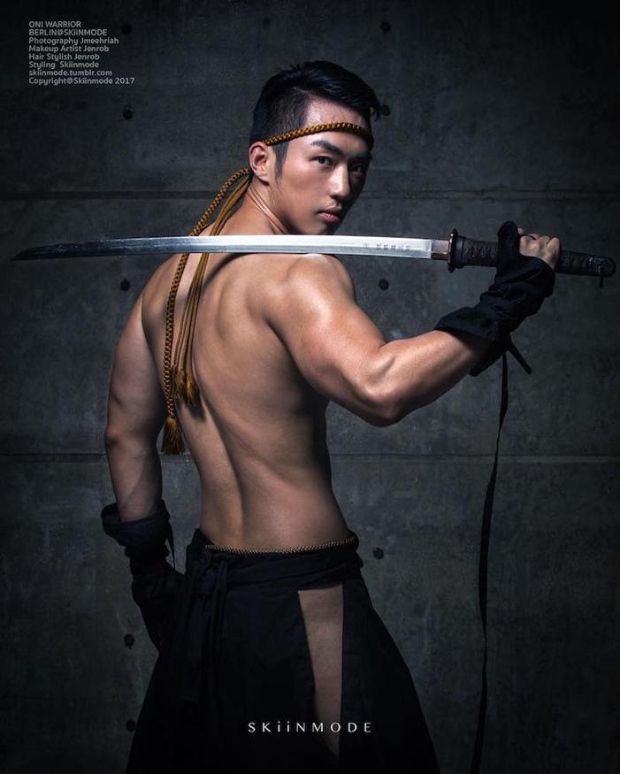 skiinmode, thai male models superhero sexy 08