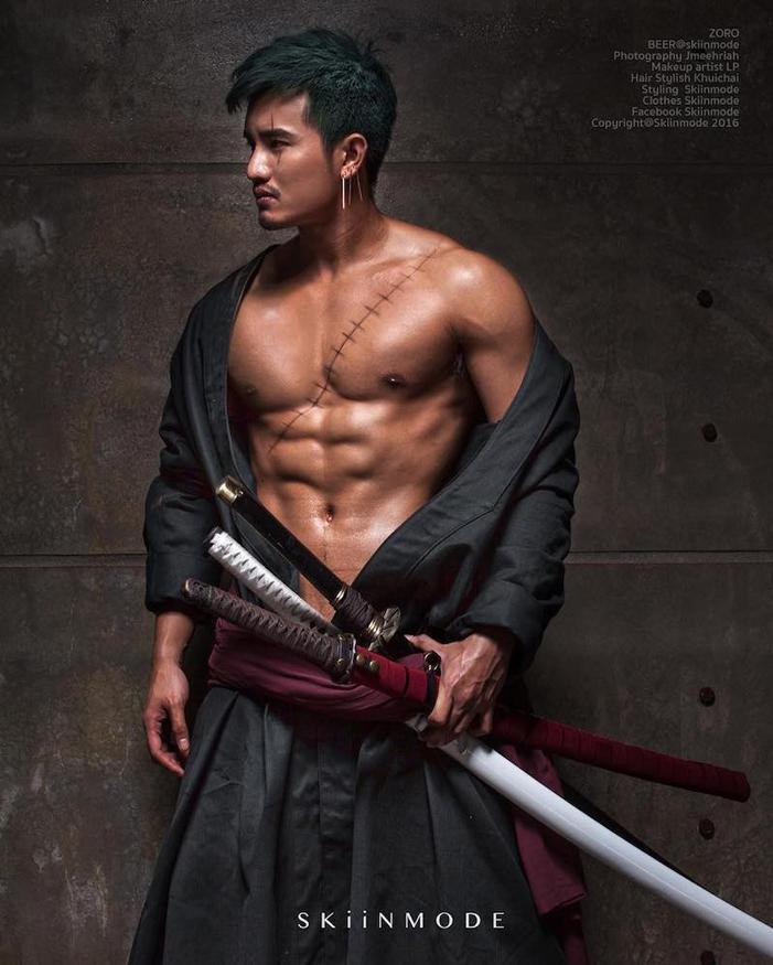skiinmode, thai male models superhero sexy 09