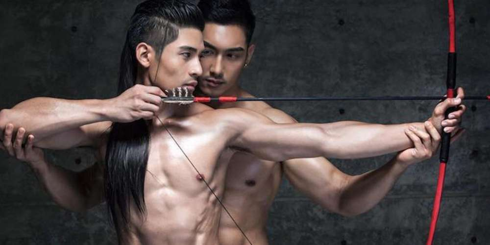 10 Sexy Pics from Skiinmode, the Thai Modeling Company That Combines Superheroes and Sexiness (NSFW)