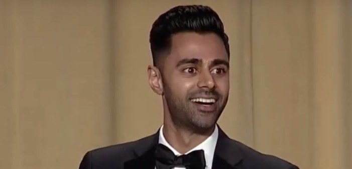 Hasan Minhaj Killed it at the White House Correspondents' Dinner