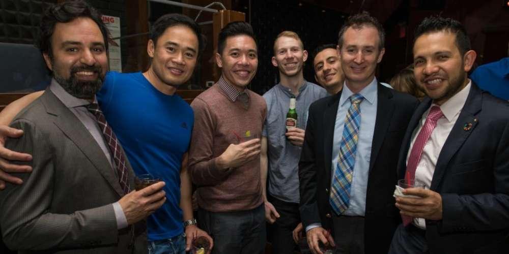 El Evento de Networking LGBT de Hornet 'Stung' Se Hace Internacional (Fotos)
