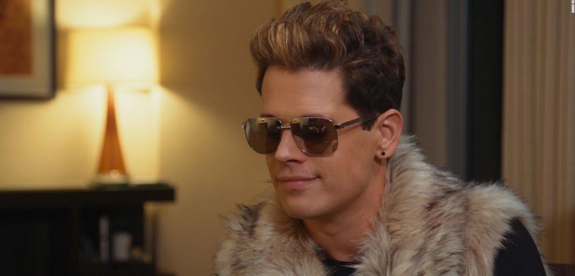 Milo Yiannopoulos Claims Investors Gave Him $12M to Create a Tour of Racist YouTube Trolls
