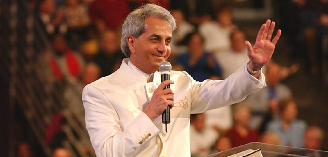 Anti-Gay Pastor Benny Hinn Is Currently Under Investigation by the IRS for Tax Evasion