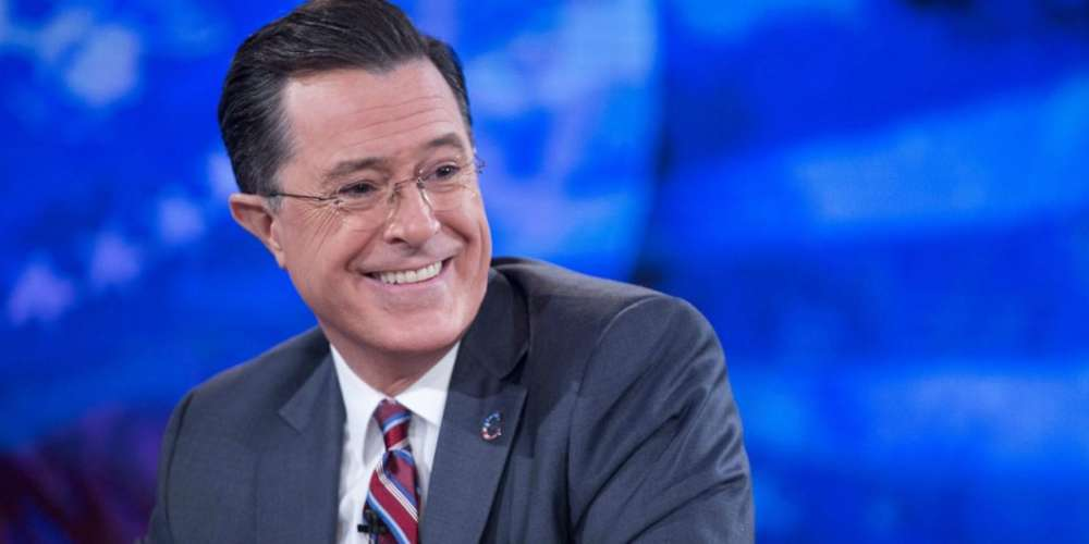Stephen Colbert Has Epic Response to #FireColbert Backlash