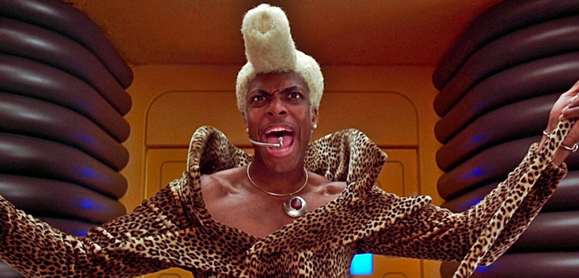 20 Years On Chris Tuckers Ruby Rhod Makes The Fifth Element A