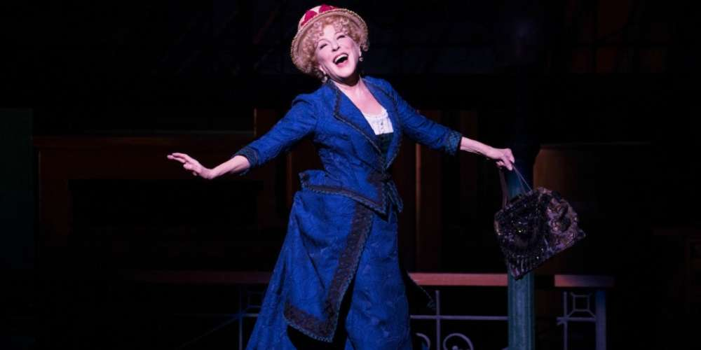 You Can Now Listen to Bette Midler's Brilliant and Brassy Vocals in 'Hello, Dolly!'
