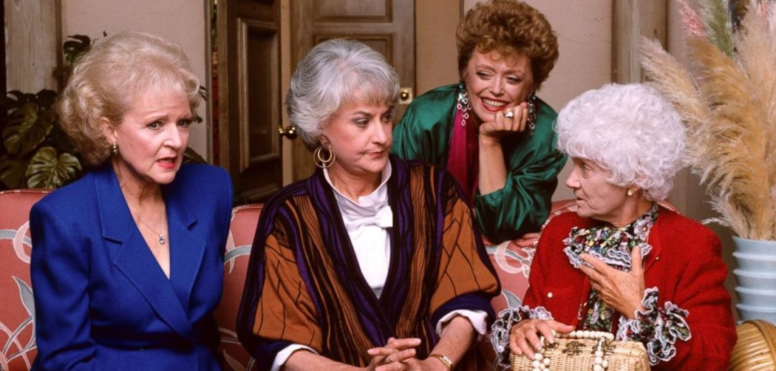 golden girls gay men