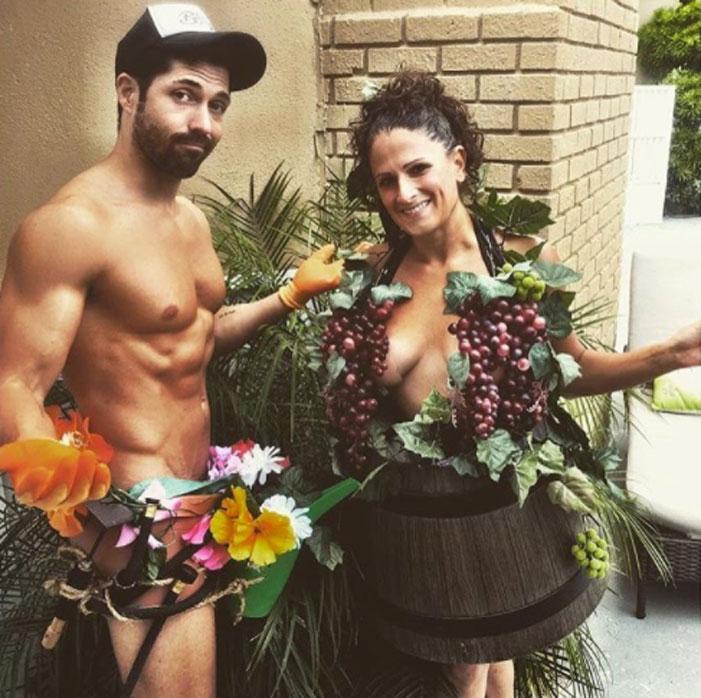 World Naked Gardening Day 2017 09