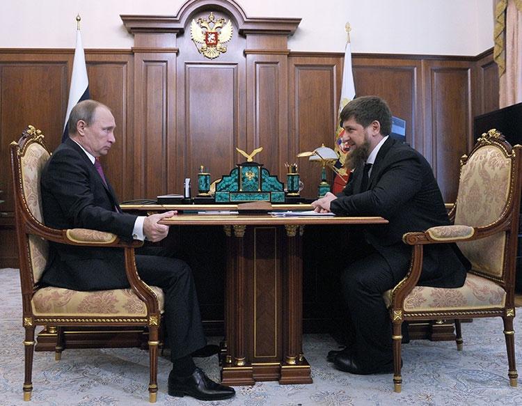 silence = death russia chechnya