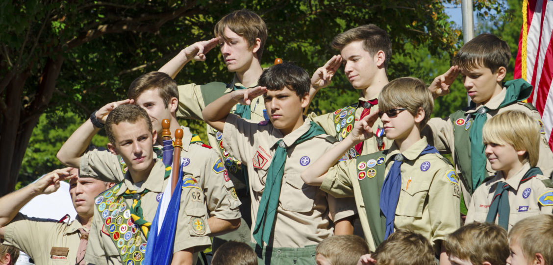 Mormon church Boy Scouts of America mormon church leaves the boy scouts