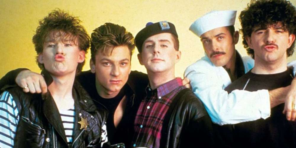 How Frankie Goes to Hollywood's Gay, Controversial Music Videos Shaped the '80s