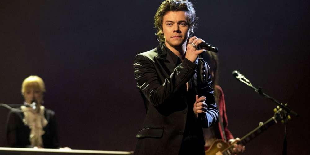 Harry Styles Candidly Opens Up About His Sexuality