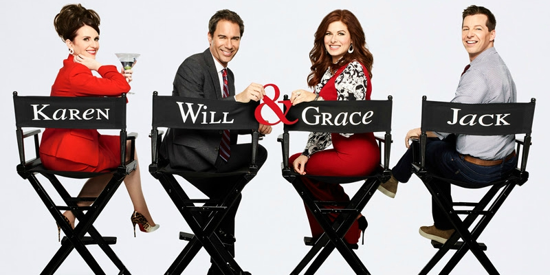 The New 'Will & Grace' Trailer Revives a Classic Broadway Showstopper